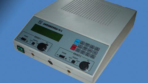 Электротерапевтический аппарат Амплипульс-5-1