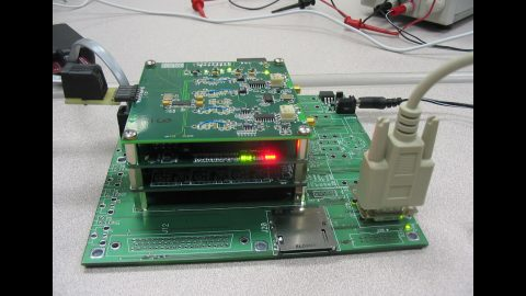 Электроника спутника ARISSat-1