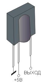 Интегральный приемник RC-5